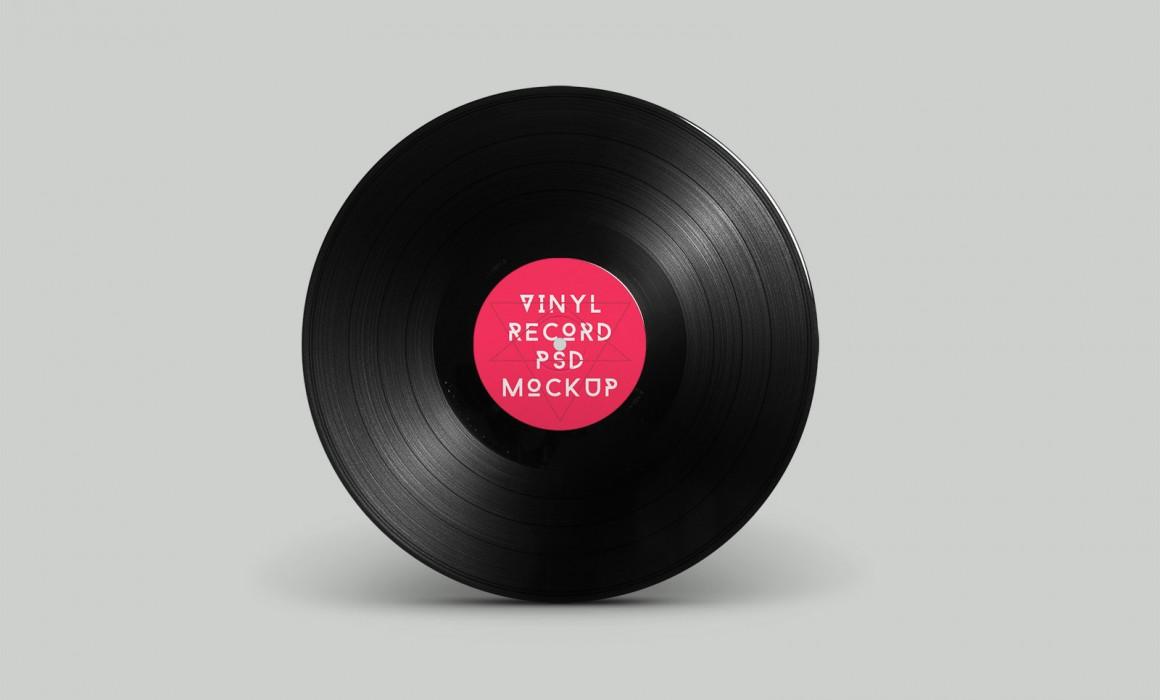 vinyl-mock